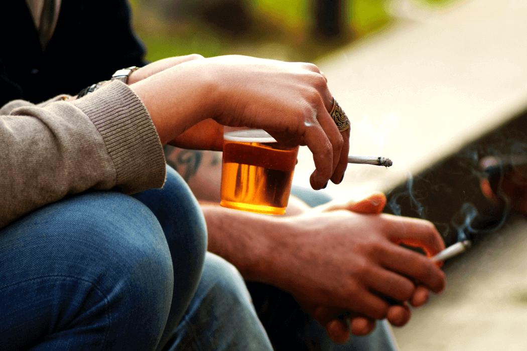 Cerveja, cigarro, propaganda ou governo. Quem é o vilão? - AGJ